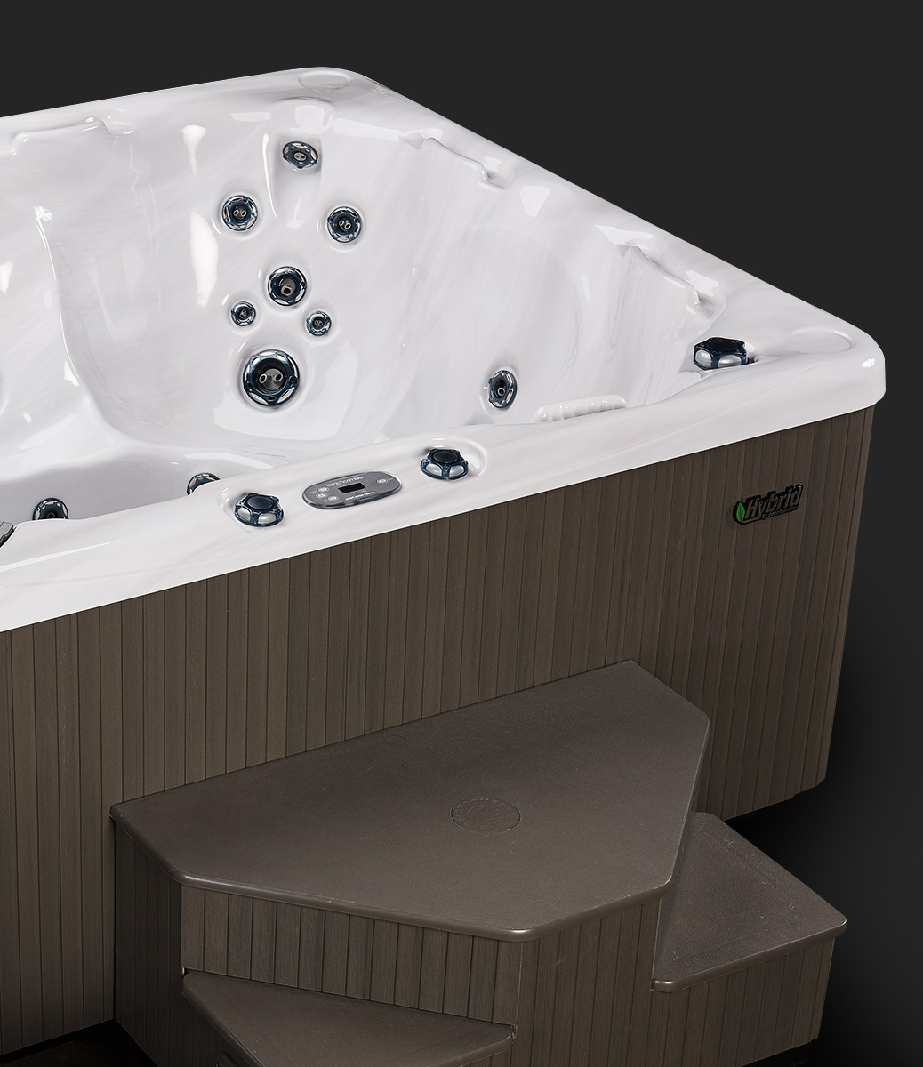 Beachcomber Hot Tubs Modèle 570
